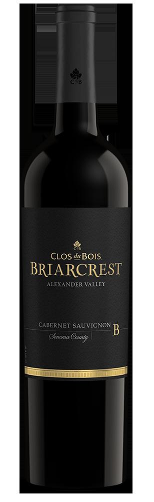 2013 Clos du Bois Briarcrest Cabernet Sauvignon Alexander Valley