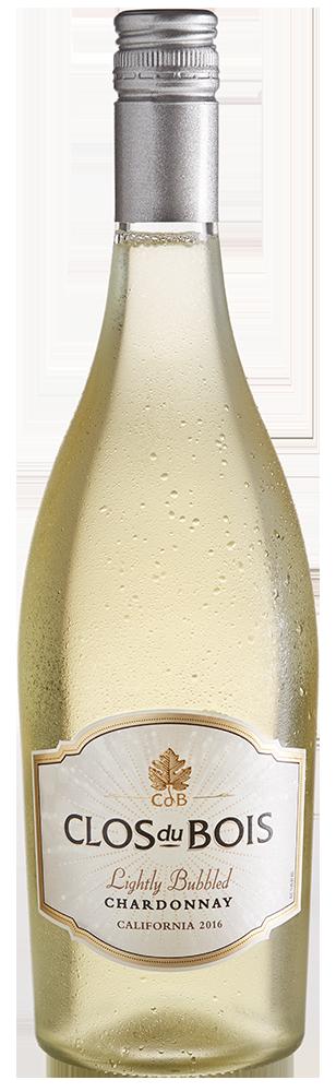2016 Clos du Bois Lightly Bubbled Chardonnay California