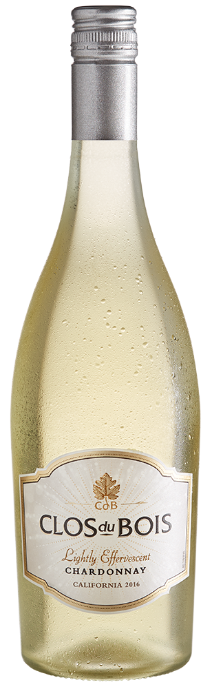 2016 Clos du Bois Lightly Effervescent Chardonnay California