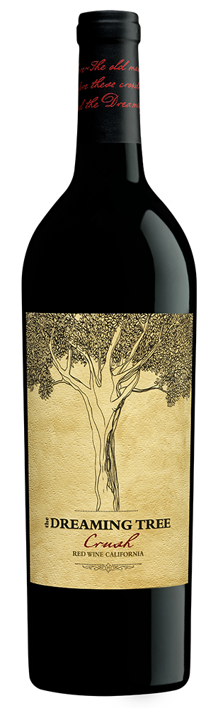 2015 The Dreaming Tree Crush Red Blend California