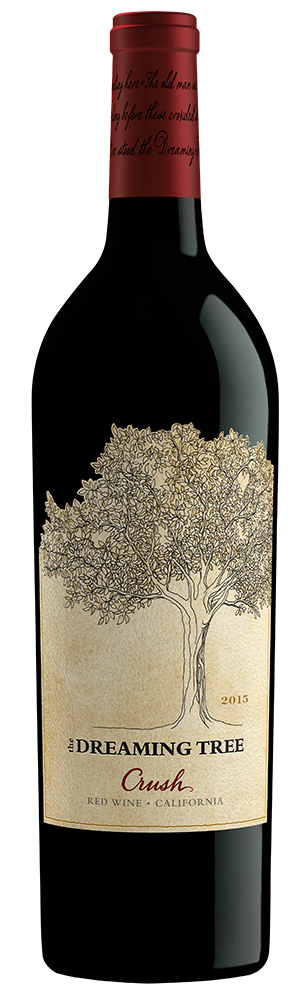 2016 The Dreaming Tree Crush Red Blend California