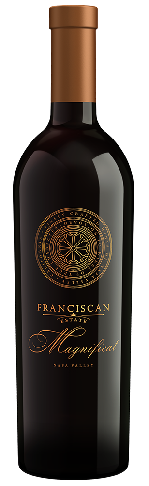 2015 Franciscan Magnificat Red Blend Napa Valley Image