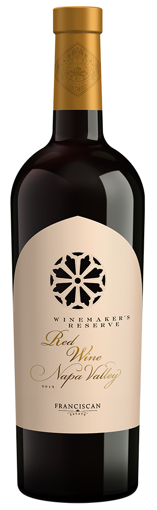 2015 Franciscan Winemaker's Reserve Red Wine Napa Valley Image