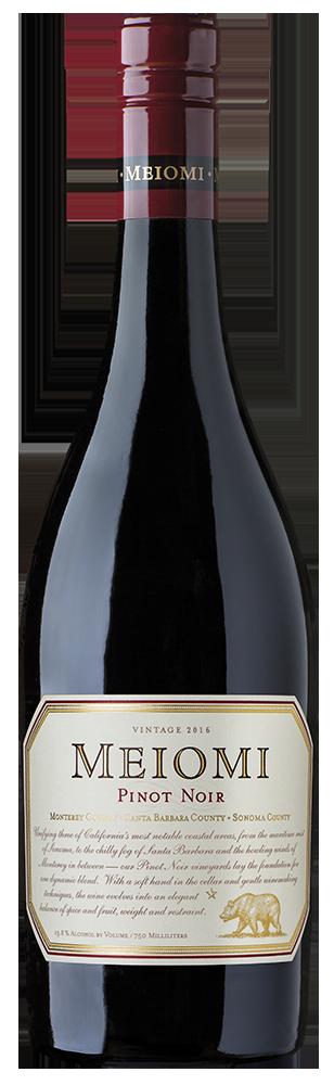 2016 Meiomi Pinot Noir
