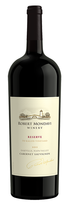2011 Robert Mondavi Winery Reserve To Kalon Vineyard Cabernet Sauvignon Oakville  1.5L