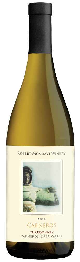 2012 Robert Mondavi Winery Chardonnay Carneros