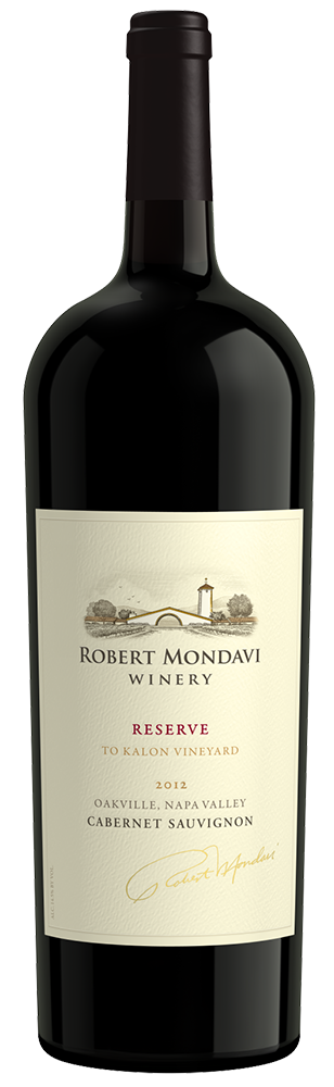 2012 Robert Mondavi Winery Reserve To Kalon Vineyard Cabernet Sauvignon Napa Valley 1.5L