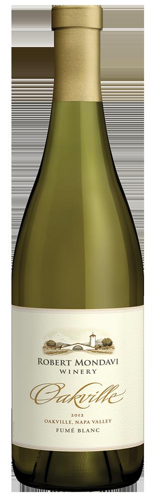2012 Robert Mondavi Winery Fumé Blanc Oakville