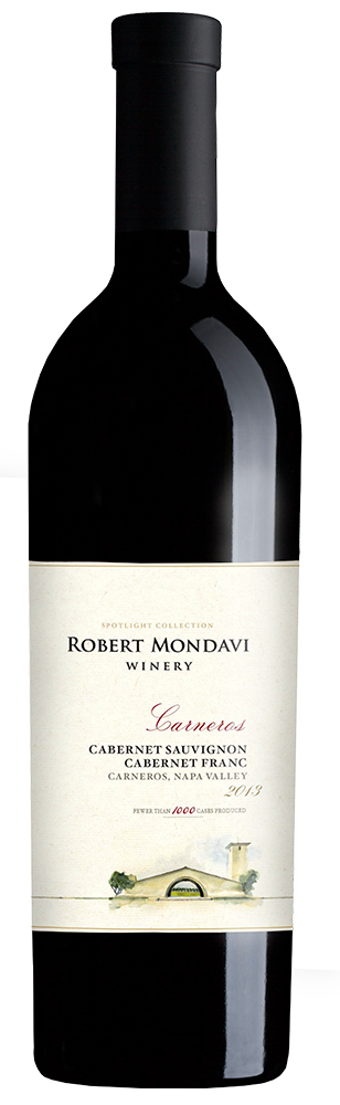 2013 Robert Mondavi Winery Cabernet Sauvignon Cabernet Franc Carneros Image