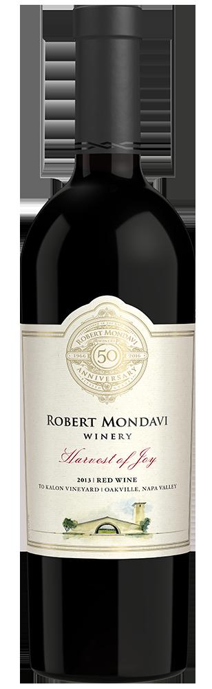 2013 Robert Mondavi Winery Harvest of Joy To Kalon Vineyard Red Blend Napa Valley