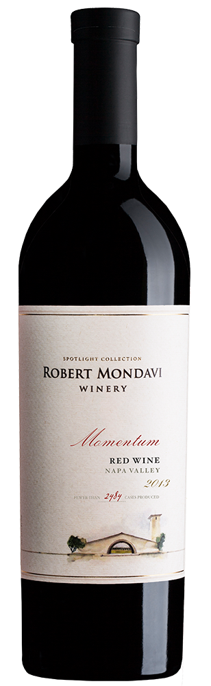 2013 Robert Mondavi Winery Momentum Red Blend Napa Valley Image