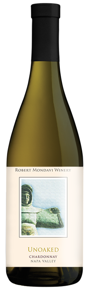 2013 Robert Mondavi Winery Unoaked Chardonnay Napa Valley