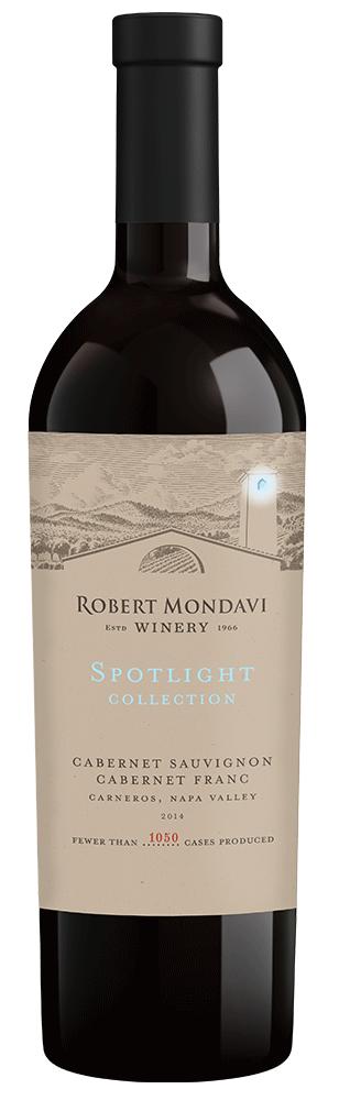 2014 Robert Mondavi Winery Cabernet Sauvignon Cabernet Franc Carneros