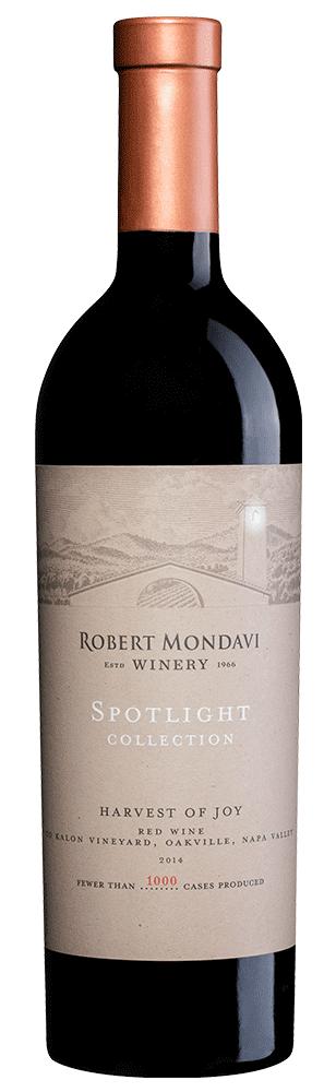 2014 Robert Mondavi Winery Harvest of Joy To Kalon Vineyard Red Blend Napa Valley