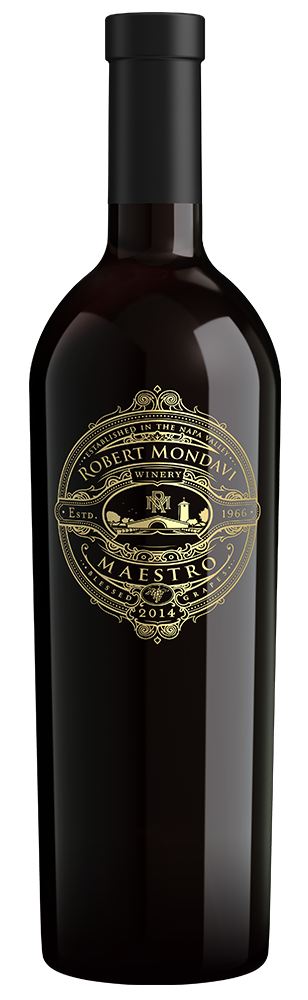 2014 Robert Mondavi Winery Maestro Red Blend Napa Valley