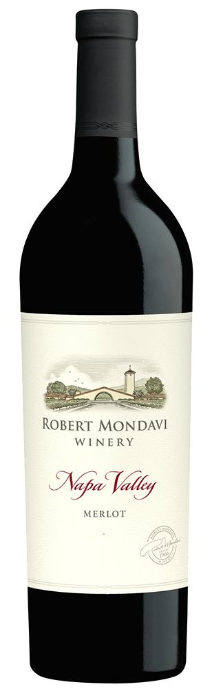 2014 Robert Mondavi Winery Merlot Napa Valley