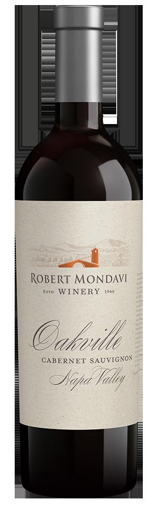 2014 Robert Mondavi Winery Cabernet Sauvignon Oakville Napa Valley