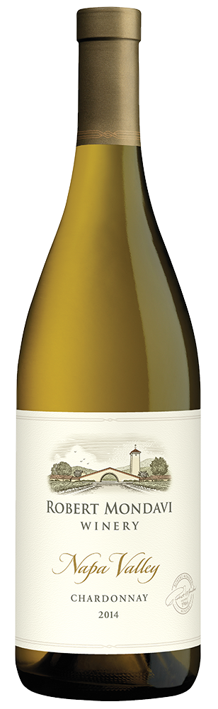 2014 Robert Mondavi Winery Chardonnay Napa Valley