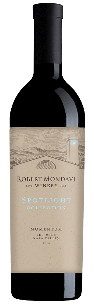 2015 Robert Mondavi Winery Momentum Red Blend Napa Valley