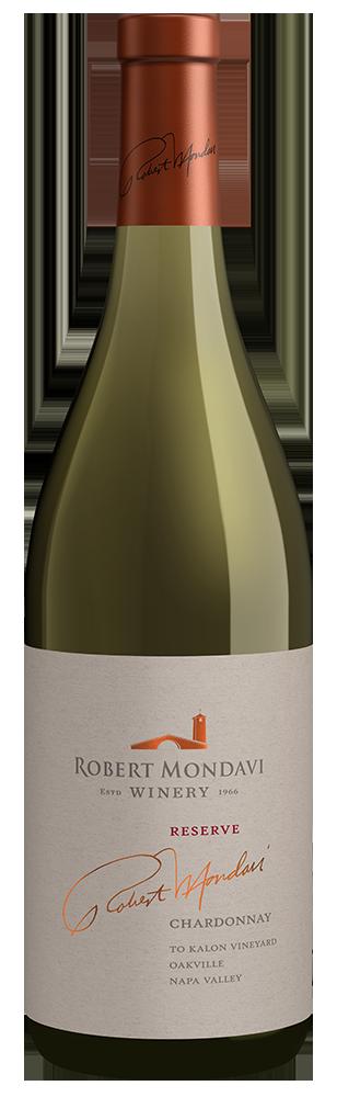 2015 Robert Mondavi Winery Reserve Chardonnay Carneros