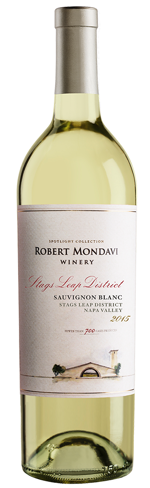 2015 Robert Mondavi Winery Sauvignon Blanc Stags Leap District Napa Valley