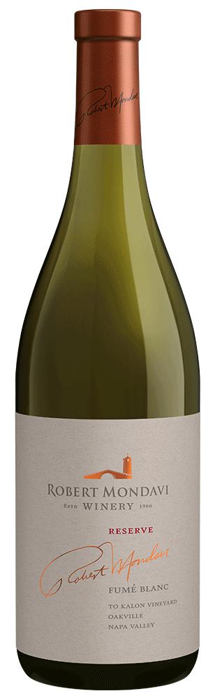 2016 Robert Mondavi Winery Reserve To Kalon Vineyard Fumé Blanc Napa Valley