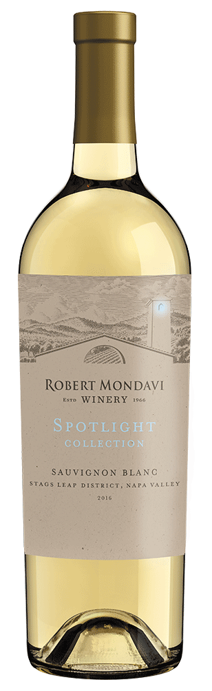 2016 Robert Mondavi Winery Sauvignon Blanc Stags Leap District Napa Valley
