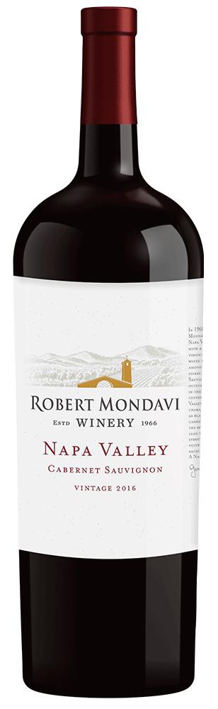 2016 Robert Mondavi Winery Cabernet Sauvignon Napa Valley 1.5L