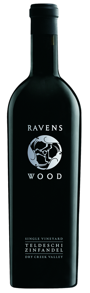 2014 Ravenswood Teldeschi Vineyard Zinfandel Dry Creek Valley Image