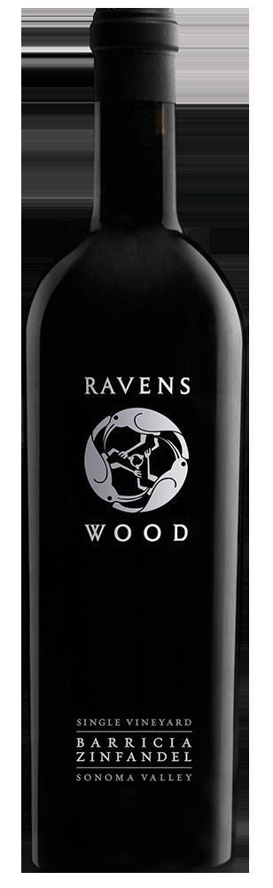 2015 Ravenswood Barricia Vineyard Zinfandel Sonoma Valley Image
