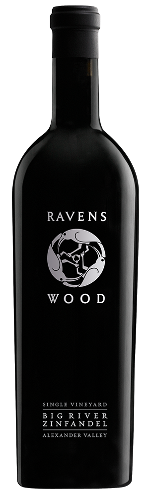 2015 Ravenswood Big River Vineyard Zinfandel Alexander Valley Image