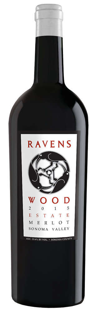 2015 Ravenswood Estate Merlot Sonoma Valley Image