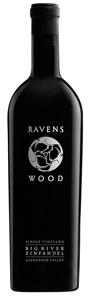 2016 Ravenswood Big River Vineyard Zinfandel Alexander Valley Image