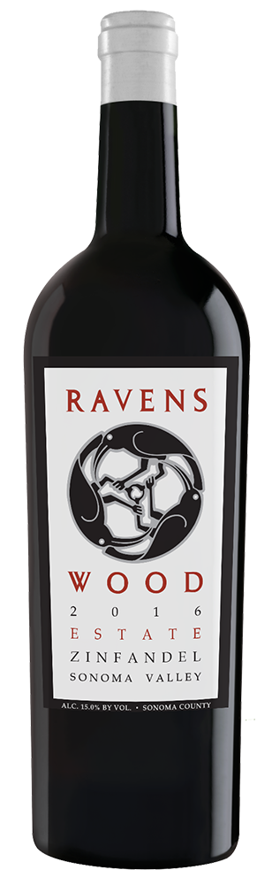 2016 Ravenswood Estate Zinfandel Sonoma Valley Image