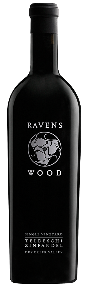 2016 Ravenswood Teldeschi Vineyard Zinfandel Dry Creek Valley Image