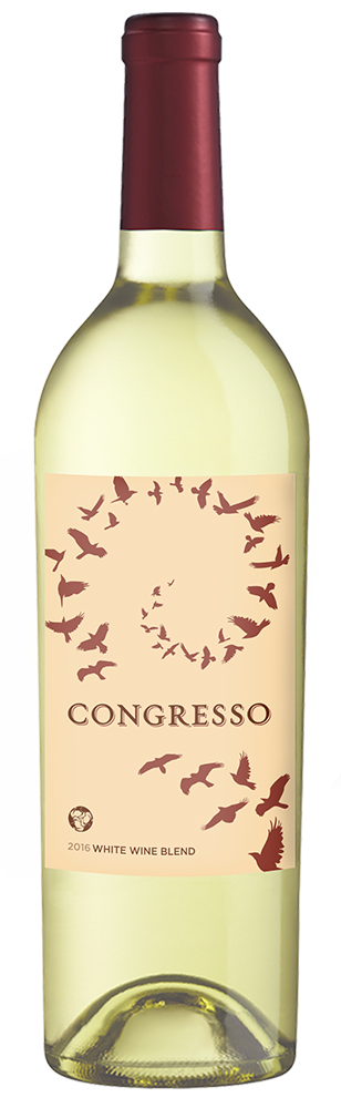 2017 Ravenswood Congresso White Blend Sonoma County Image