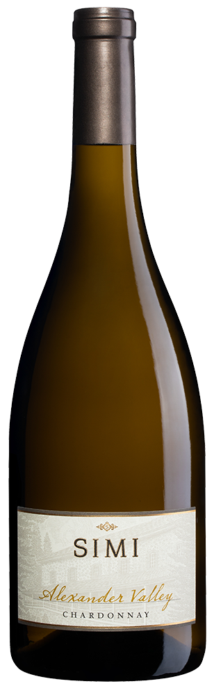 2015 SIMI Chardonnay Alexander Valley Image