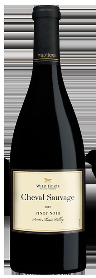 2013 Wild Horse Cheval Sauvage Pinot Noir Santa Maria Valley