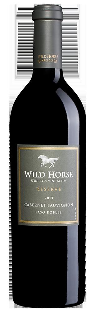 2013 Wild Horse Reserve Cabernet Sauvignon Paso Robles