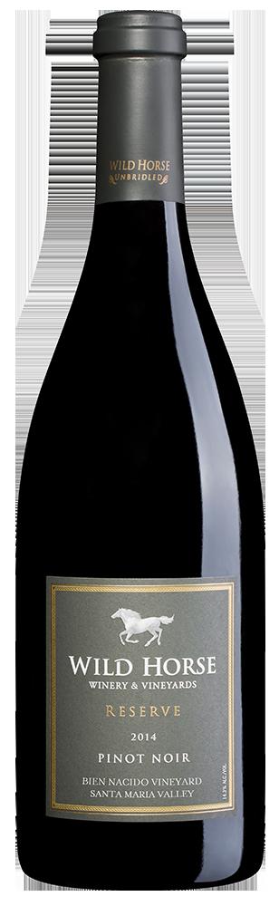 2014 Wild Horse Reserve Bien Nacido Vineyard Pinot Noir Santa Maria Valley