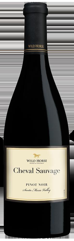 2015 Wild Horse Cheval Sauvage Pinot Noir Santa Maria Valley Image