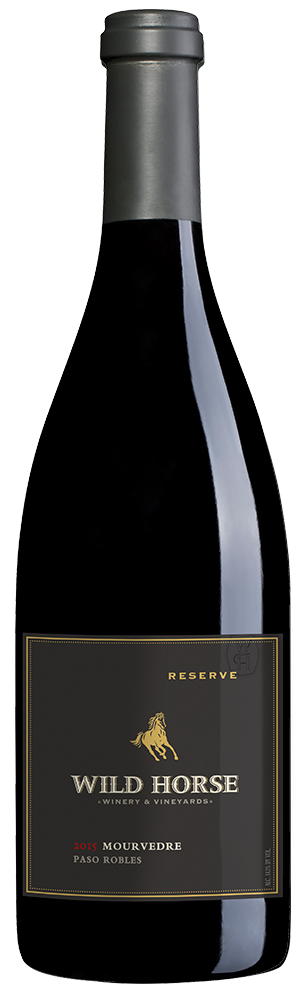 2015 Wild Horse Reserve Mourvedre Paso Robles