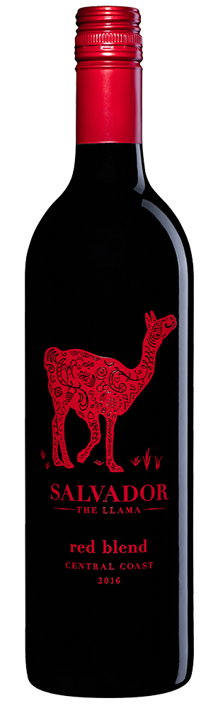 2016 Wild Horse Salvador Red Blend Central Coast Image