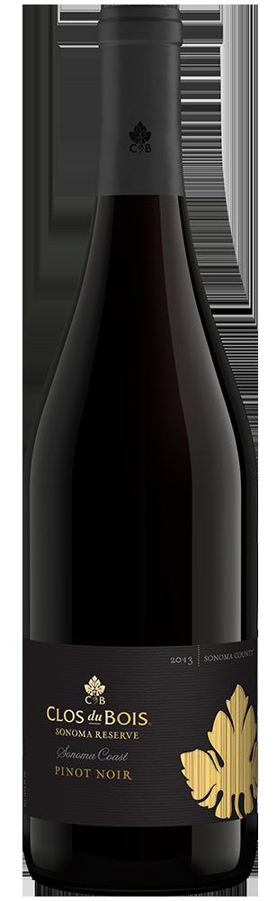 2013 Clos du Bois Sonoma Reserve Pinot Noir Sonoma Coast