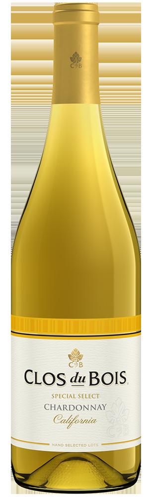 2015 Clos du Bois Special Select Chardonnay California