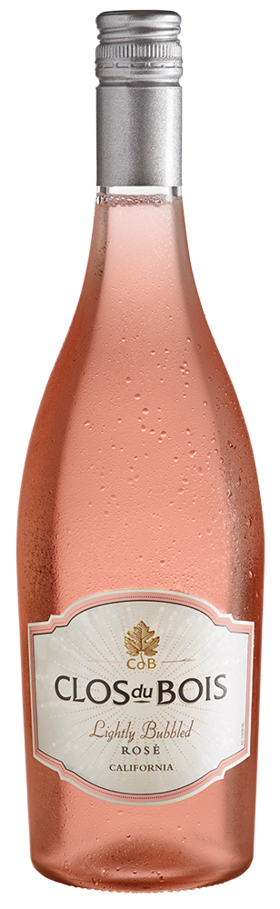 2017 Clos du Bois Lightly Bubbled Rosé California Image