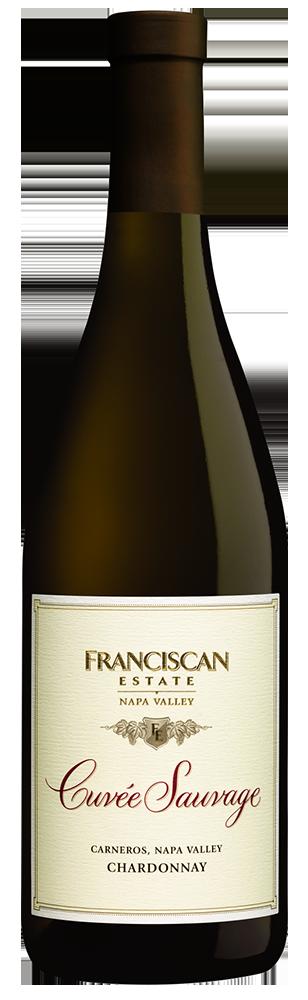 2011 Franciscan Estate Cuvee Sauvage Chardonnay Carneros
