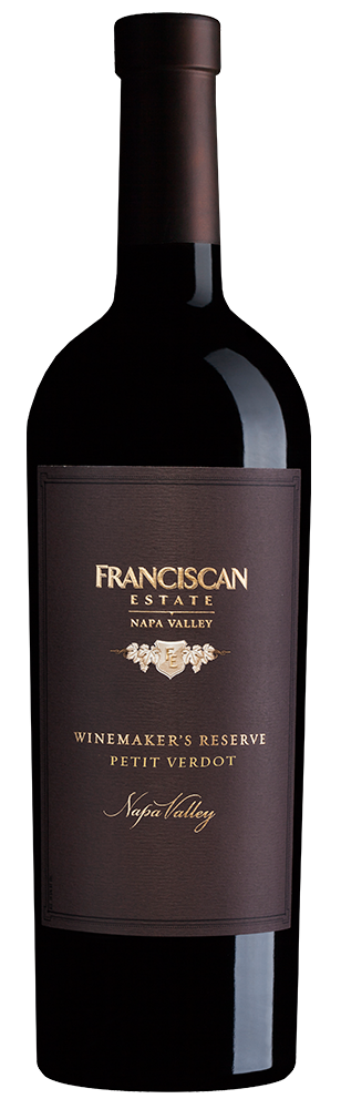 2012 Franciscan Estate  Winemaker's Reserve Petit Verdot Napa Valley