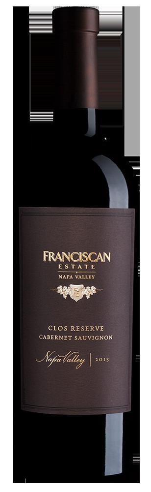 2013 Franciscan Estate Clos Reserve Cabernet Sauvignon Napa Valley