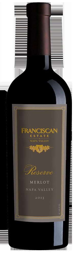 2013 Franciscan Estate Reserve Merlot Napa Valley